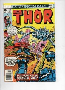 THOR #261 NM God of Thunder Simonson Ernie Chan 1966 1977, more Thor in store