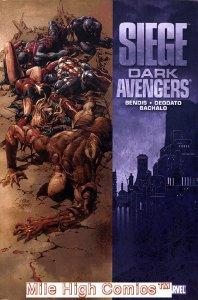 SIEGE: DARK AVENGERS PREMIERE HC (2010 Series) #1 Near Mint