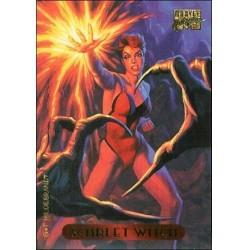 1994 Marvel Masterpieces Series 3 - SCARLET WITCH #105