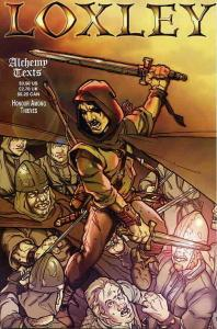 Loxley #1 VF/NM; Alchemy Texts | save on shipping - details inside