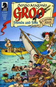 Groo: Friends And Foes #1 VF/NM; Dark Horse | save on shipping - details inside