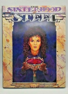 The Sisterhood of Steel Signed/Numbered 278/800 Marx Ledger Eclipse Hardcover NM