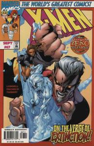 X-Men (2nd Series) #67 FN; Marvel | save on shipping - details inside