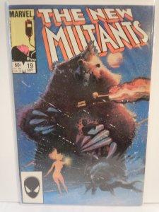 The New Mutants #19