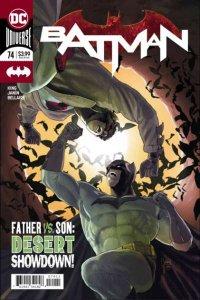 Batman (2016 series) #74, NM + (Stock photo)