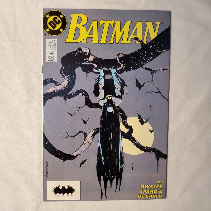 Batman #431 VF+