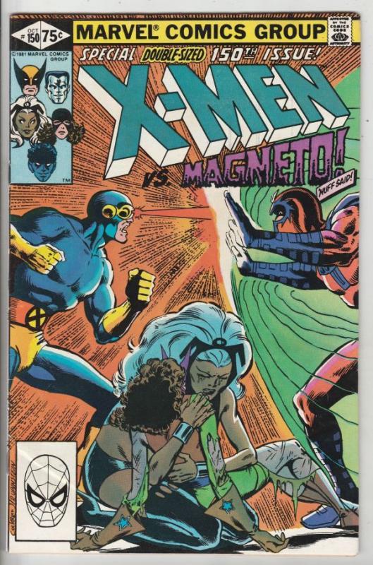 X-Men #150 (Oct-81) VF/NM High-Grade X-Men