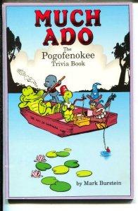 Much Ado The Pogofenokee Trivia Book-Mark Burstein-Paperback-VG