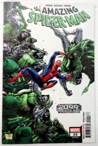 The Amazing Spider-Man 35 (LGY 836)(NM+, 2020)