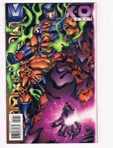 X-O Manowar #50 FN Valiant Comics Comic Book Bailey Oct 1995 DE35