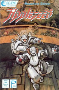 Appleseed Book 2 #2 FN; Eclipse | save on shipping - details inside