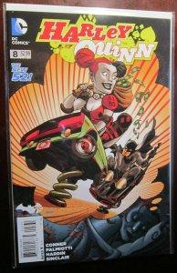 Harley Quinn (2014) #8B, VF