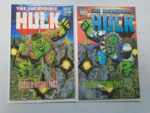 Hulk Future Imperfect Set #1-2 (1st Edition 1992) 8.0/VF