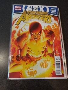 New Avengers #25 (2012)