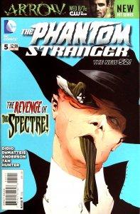 The Phantom Stranger #5 (2013)