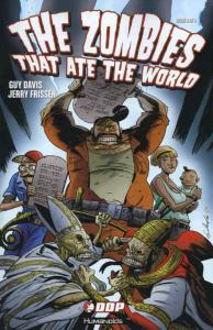 Zombies That Ate the World, The #8 VF/NM; Devil's Due | save on shipping - detai