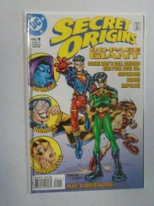 Secret Origins 80-Page Giant #1 6.0 FN (1998)