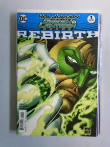 Hal Jordan and The Green Lantern Corps 8 Different, 8.0/VF (2016-Up)