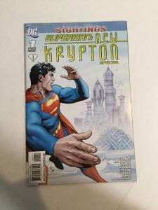 Superman : New Krypton 1 One-Shot NM Near Mint