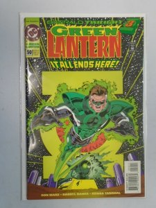 Green Lantern #50 8.5 VF+ (1994 2nd Series)