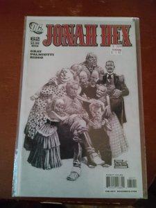 Jonah Hex #62 (2011)