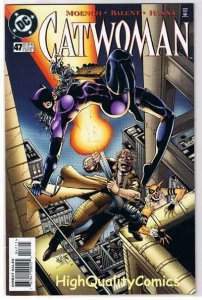 CATWOMAN #47, NM+, Jim Balent, Two-Face, Femme Fatale, 1993, more in store