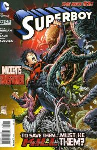 Superboy (5th Series) #22 FN; DC | save on shipping - details inside