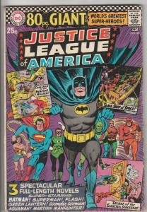 Justice League of America #48 (Dec-66) FN+ Mid-High-Grade Justice League of A...