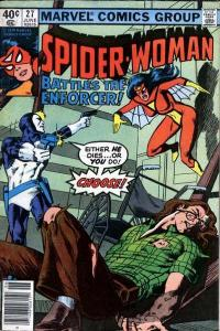 Spider-Woman (1978 series) #27, VF (Stock photo)