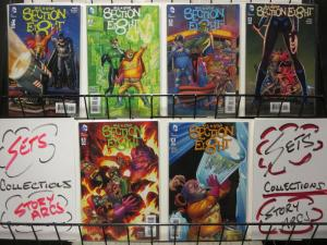 ALL STAR SECTION EIGHT (2015) 1-6  COMPLETE!