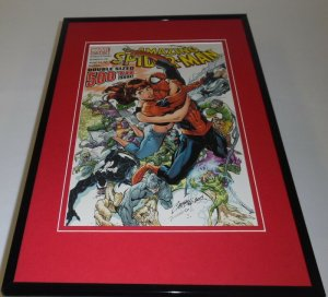 Amazing Spider-Man #500 Framed 11x17 Cover Display Official Repro