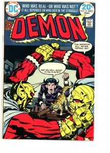 Demon 15 G/VG - Jack Kirby