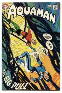 Aquaman- #51 1970-DC-Neal Adams art-FN/VF
