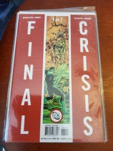 Final Crisis: Superman Beyond 3D #4 (2008)