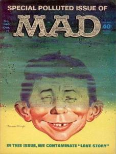 Mad (1952 series) #146, Fine+ (Stock photo)