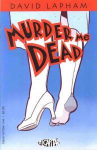 Murder Me Dead #1 VF/NM; El Capitan | save on shipping - details inside