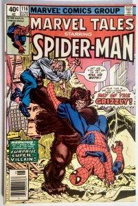 Marvel Tales #116 RARE MARK JEWELERS EDITION