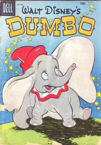 Four Color #668 (Jan-58) GD Affordable-Grade Dumbo, Timothy Mouse