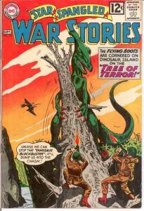 STAR SPANGLED WAR 104 VG-F   September 1962 COMICS BOOK