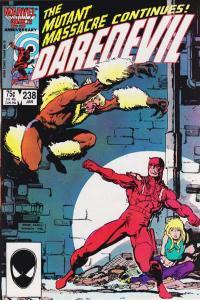 Daredevil (1964 series) #238, NM- (Stock photo)