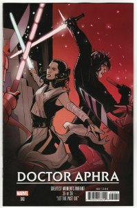 Star Wars Doctor Aphra #40 Greatest Moments Variant (Marvel, 2020) NM