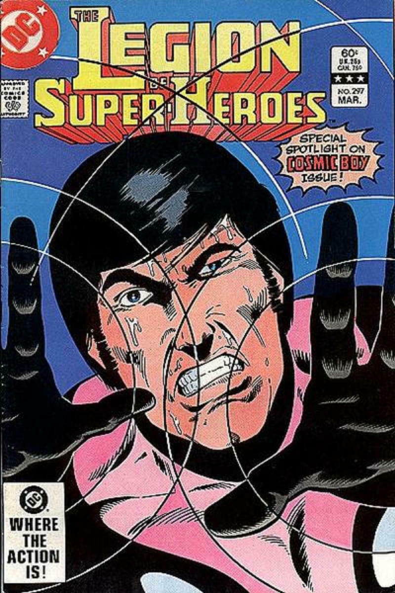 Legion Of Super Heroes 295 1983 Keith Giffen Larry: LEGION OF SUPER HEROES #297, VF, Cosmic Boy, DC, 1983 More