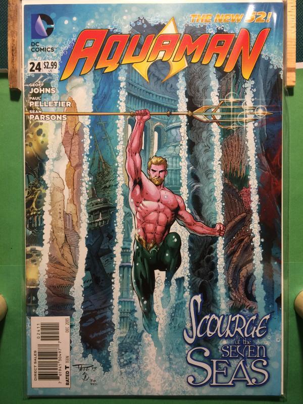 Aquaman #24 The New 52