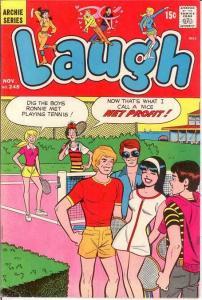LAUGH (1946-1987)248 F-VF  November 1971 COMICS BOOK
