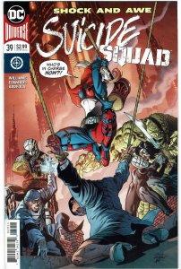 Suicide Squad #39 (2016 v4) Harley Quinn NM