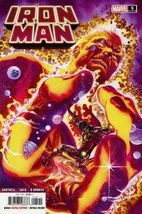 Iron Man (2020 series) #5, NM + (Stock photo)