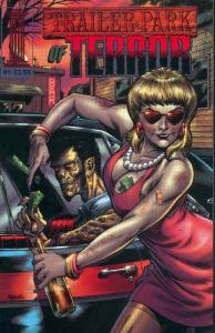 Trailer Park of Terror #4 VF/NM; Imperium | save on shipping - details inside
