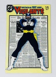 Vigilante #1 (1983)