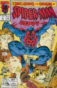 Spider-Man 2099 #3 VF/NM; Marvel | save on shipping - details inside