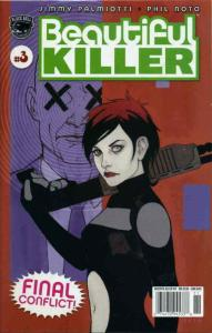 Beautiful Killer #3 VF/NM; Black Bull | save on shipping - details inside